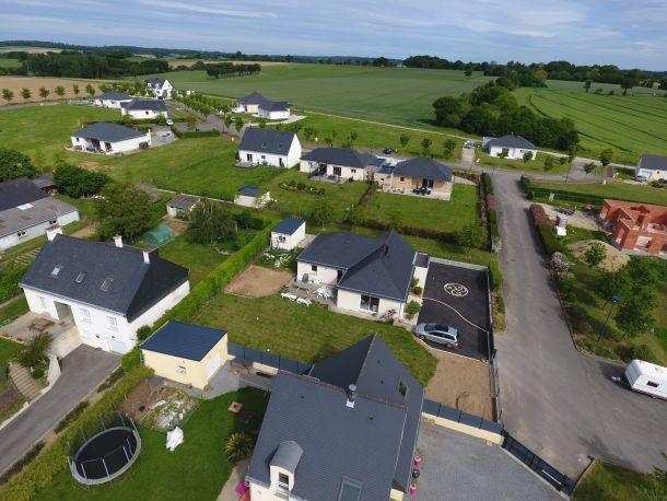 Promotion sur terrains communaux - 15 € TTC le m²